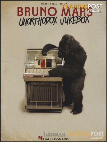 Bruno Mars - Unorthodox Jukebox (PVG)