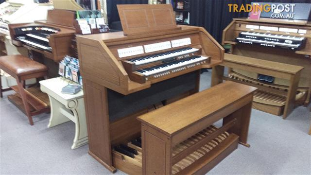 SOLD ~ Johannus Opus 15 Classical Organ