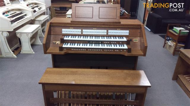 Johannus Opus 15 Classical Organ