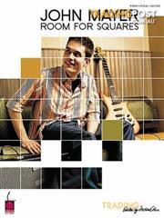 John Mayer - Room for Squares PVG