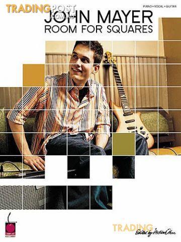 John Mayer - Room for Squares PVG
