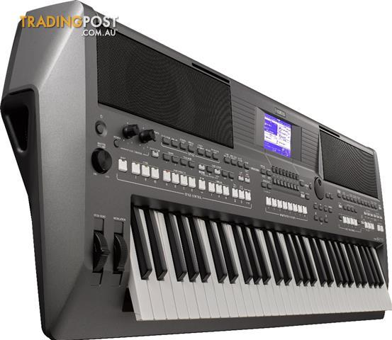 Yamaha Arranger Workstations Keyboard PSR S670