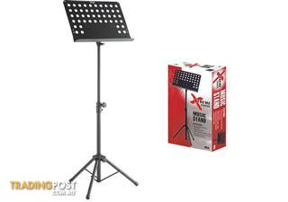 Music Stand - Xtreme MST5 Pro Quality Heavy Duty Height Adjustable