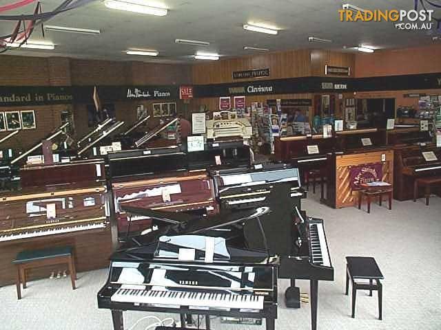 Prestige Pianos & Organs