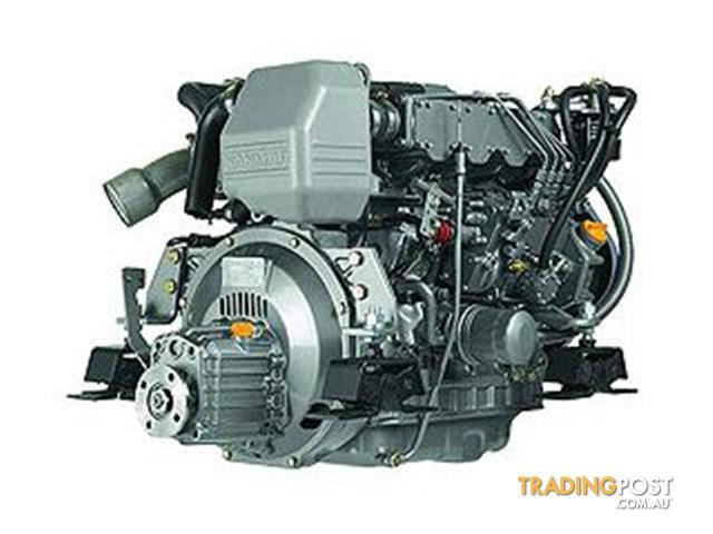 54hp yanmar marine diesel engine for sale in newport nsw for Diesel marine motors for sale
