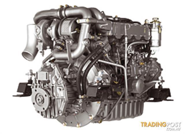 125HP-YANMAR-MARINE-DIESEL-ENGINE