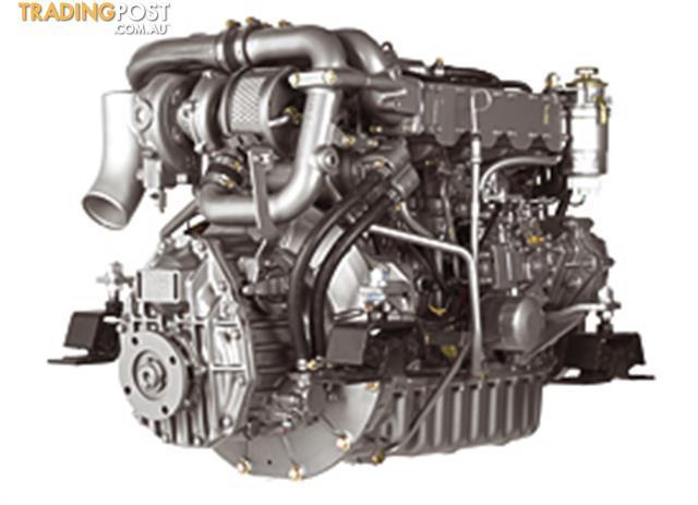 YANMAR MARINE DIESEL ENGINE for sale in Newport NSW   125HP YANMAR
