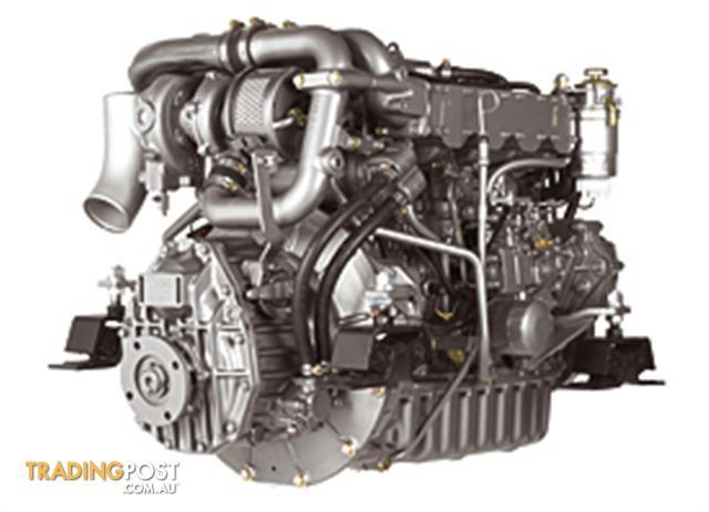 YANMAR MARINE DIESEL ENGINE for sale in Newport NSW | 125HP YANMAR