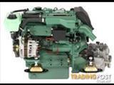 53 HP VOLVO MARINE DIESEL ENGINE