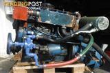 PERKINS 35HP DIESEL ENGINE