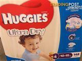 Huggies Ultra dry