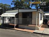 Relocatable cabin/granny flat/site office. Make an offer.