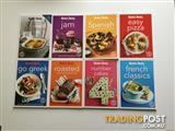 9 Women's Weekly mini cookbooks - New condition
