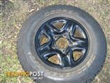 Toyota Landcruiser 200 & 100 Series tyres and wheels