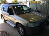 2002 MAZDA TRIBUTE LIMITED 4D WAGON