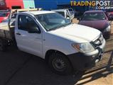 2008 TOYOTA HILUX SR GGN15R 08 UPGRADE C/CHAS