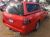 2008 HOLDEN COMMODORE OMEGA VE MY09.5 UTILITY