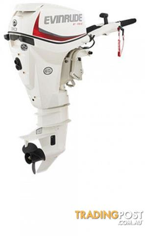 Evinrude E-tec 30hp Direct Injection Outboard