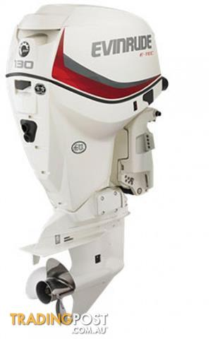Evinrude E-tec 130hp Direct Injection Outboard