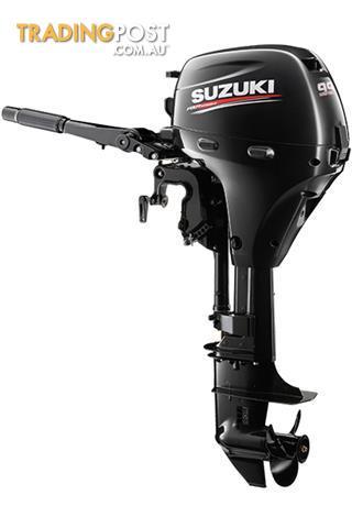 Suzuki 9.9hp Light Weight 4-stroke Outboard