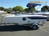 Platinum i4 Electric Boat