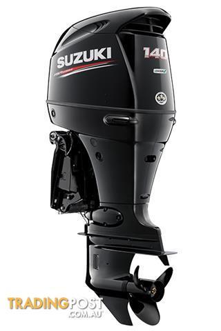 Suzuki 140HP Light Weight 4-Stroke Outboard