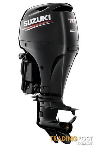 Suzuki 70hp 4-stroke Light Weight Outboard