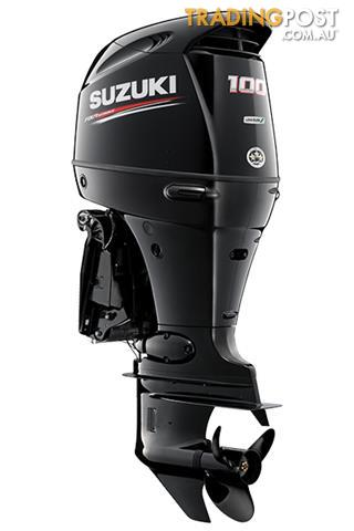 suzuki 100hp 4 stroke light weight outboard for sale in