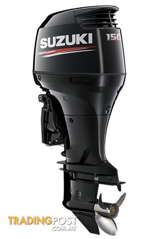 Suzuki 150hp 4-stroke Outboard