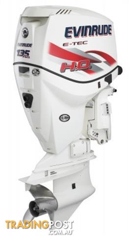 Evinrude E-tec 135hp Direct Injection Outboard