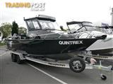 QUINTREX YELLOWFIN 7400 HARD TOP
