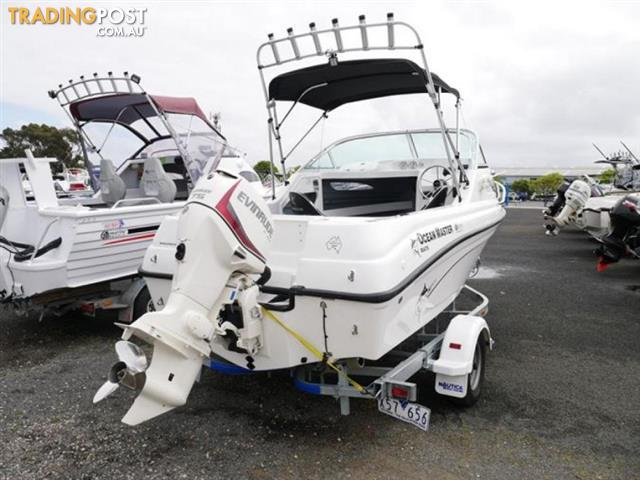 OCEAN MASTER 490 RUNABOUT