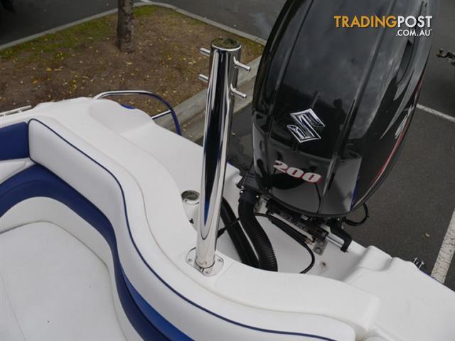 HAINES SIGNATURE 580BR - BOW RIDER