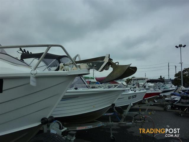 Stacer 525 Sea Runner