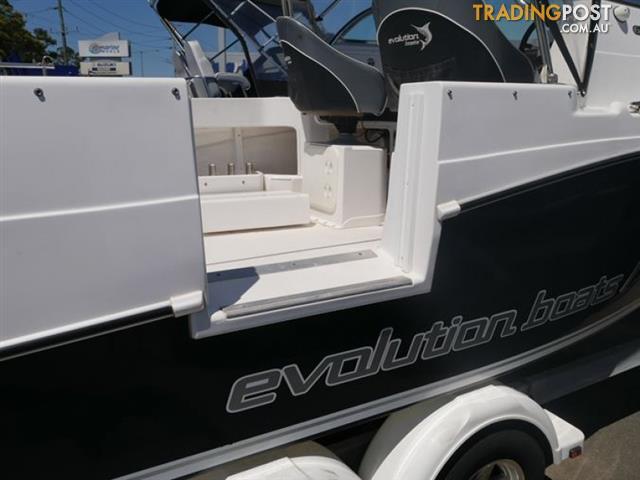 Evolution 600 Extreme