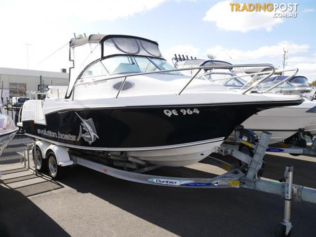 Evolution 600 Extreme - Offshore Fishing Boat