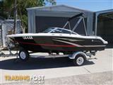 FOUR WNNS H180 BOW RIDER