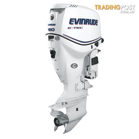 Evinrude E-tec 150hp Direct Injection Outboard