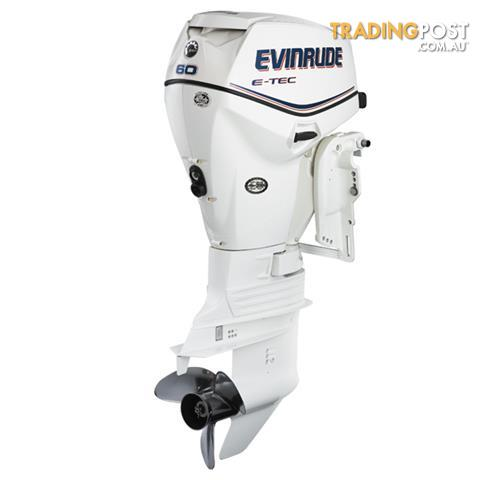Evinrude E-tec 60hp Direct Injection Outboard