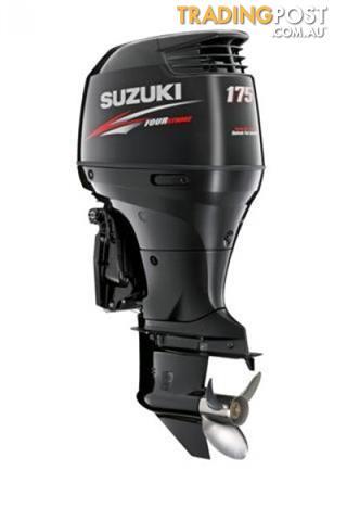 Suzuki 175HP 4-Stroke Outboard
