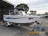 QUINTREX 475 FREEDOM SPORT - BOW RIDER