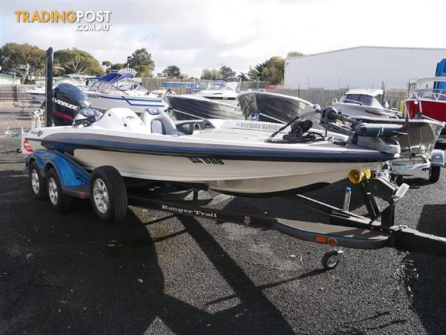RANGER 20ft COMANCHE | BASS FISHING BOAT for sale in ...