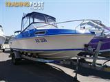 HAINES HUNTER V17L RUNABOUT