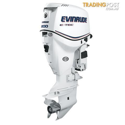 Evinrude E-tec 200hp Direct Injection Outboard