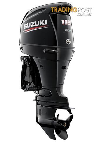 Suzuki 115hp Light Weight 4-Stroke EFI Outboard
