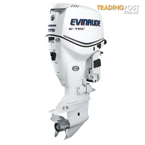 Evinrude E-tec 175hp Direct Injection Outboard