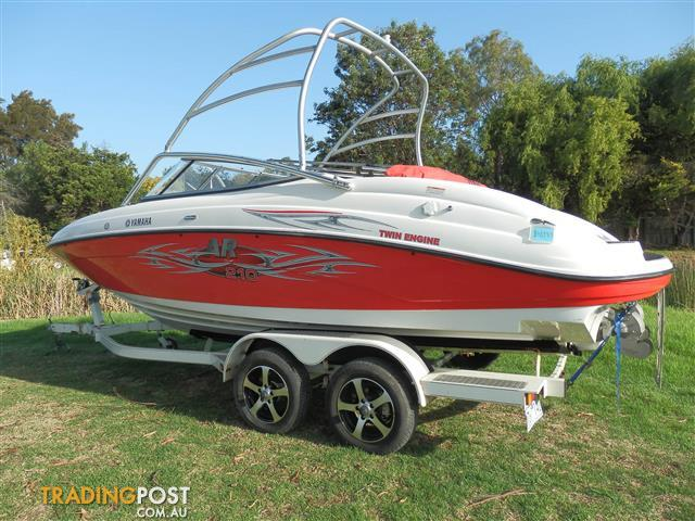 yamaha ar210 jetboat for sale in braeside vic yamaha