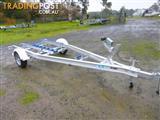 Aluminium Single Axle Trailer - 5.2m
