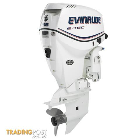 Evinrude E-tec 115hp Direct Injection Outboard