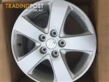 "16"" wheels of Suzuki Vitara - as new"